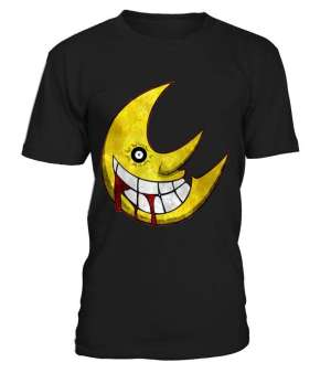 T Shirt Soul Eater Bloody Moon
