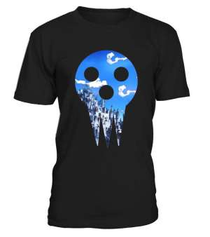 T Shirt Soul Eater Death City