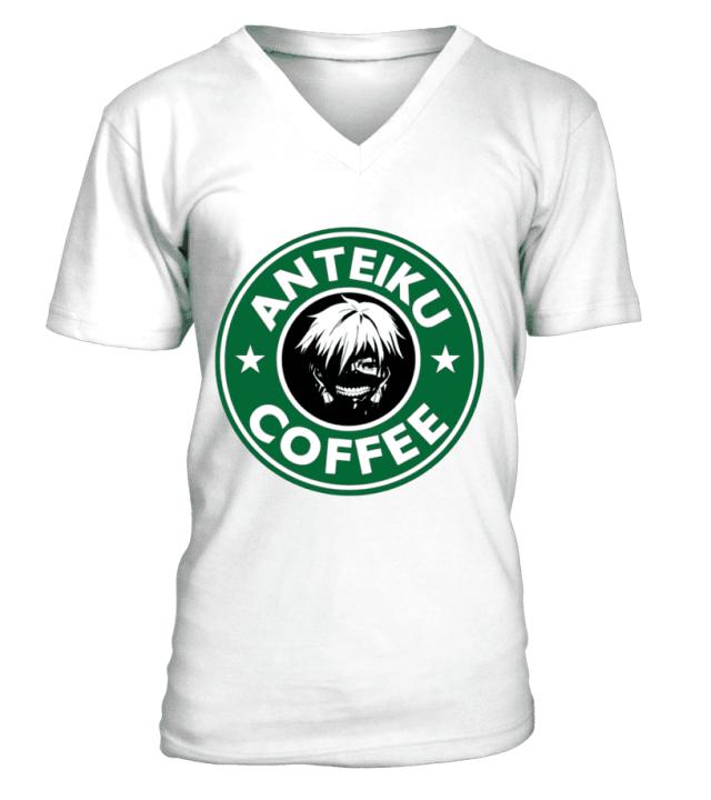 T Shirt Tokyo Ghoul Anteiku Coffee