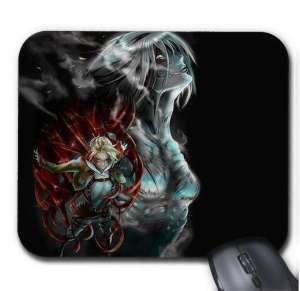 Tapis de Souris Attack On Titan Annie