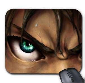 Tapis de Souris Attack On Titan Eren Eyes