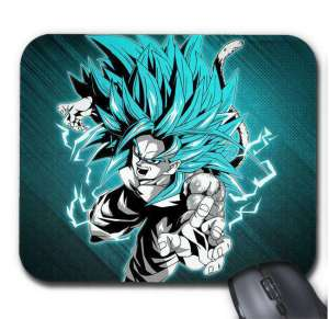 Tapis de Souris Dragon Ball Super Goku God SS3