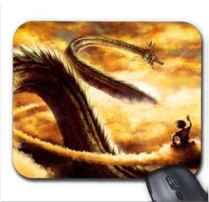 Tapis de Souris Dragon Ball Z Goku X Shenron