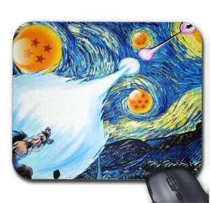 Tapis de Souris Dragon Ball Z Painting