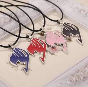Collier emblème de Fairy Tail