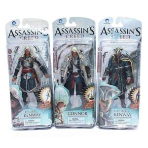 Figurine Assasin's Creed Black Flag disponible en 3 modèles