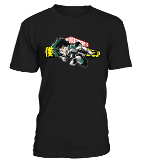 T-Shirt My Hero Academia Izuku