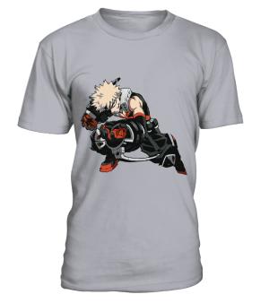 T Shirt My Hero Academia Bakugo