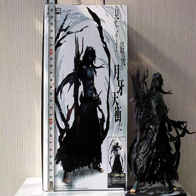 Figurine Bleach Ichigo Mugetsu
