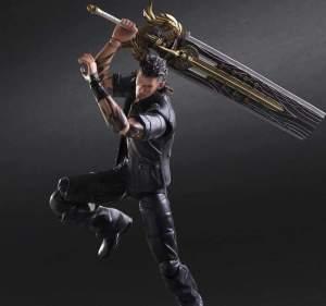Figurine Final Fantasy 15 Gladius