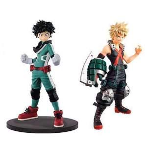 Figurine My Hero Academia Izuku & Katsuki
