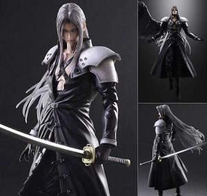 Figurine Final Fantasy 7 Sephiroth