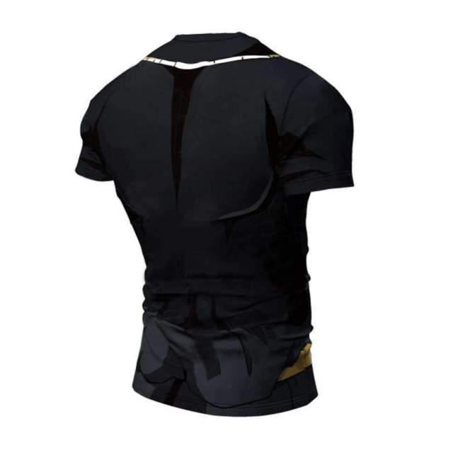 T Shirt Compression Dragon Ball Z Broly