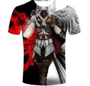 T Shirt Assasin's Creed 3 modèles au choix