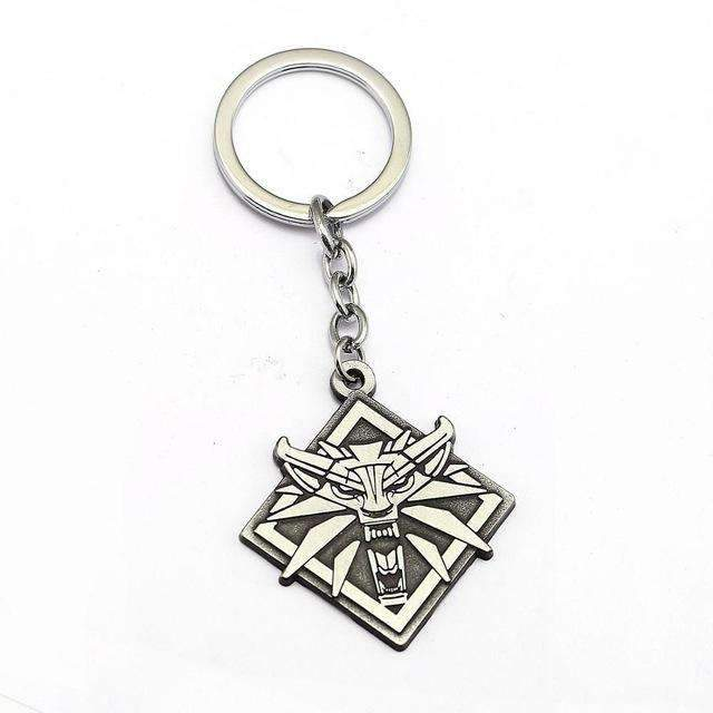 Porte clé The Witcher Symbôle