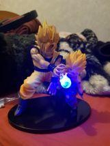 Lampe LED Dragon Ball Z Goku X Gohan Kamehameha photo review