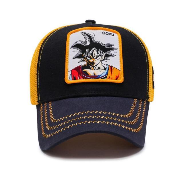Casquette Dragon Ball Z Goku