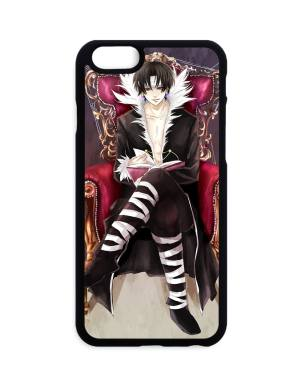 Coque Hunter X Hunter Chrollo Throne
