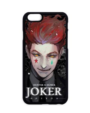 Coque Hunter X Hunter Hisoka Joker Painting