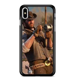 Coque Red Dead Redemption 2 Fishing