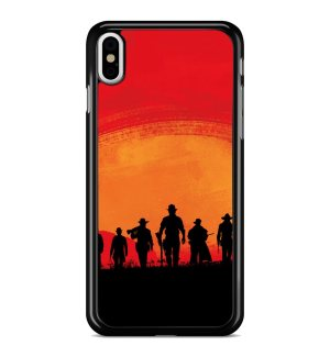 Coque Red Dead Redemption 2 Squad