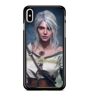 Coque The Witcher Ciri Stars