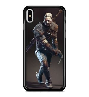 Coque The Witcher Gerald Battle