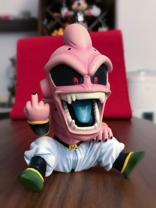 Figurine Dragon Ball Z Majin Buu Fuck