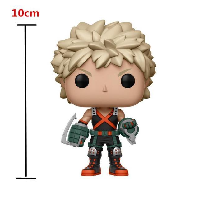 Figurine My Hero Academia Chibi Katsuki