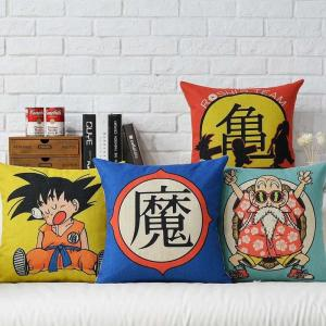 Housse de coussin  Dragon Ball Origines