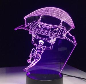 Lampe LED Fortnite Parachute
