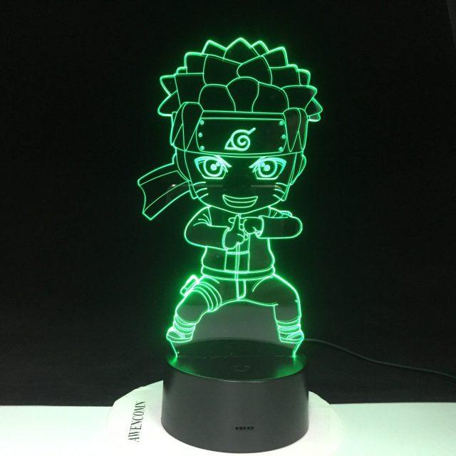 Lampe Led Naruto Chibi