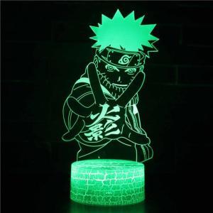 Lampe Led Naruto Uzumaki Naruto