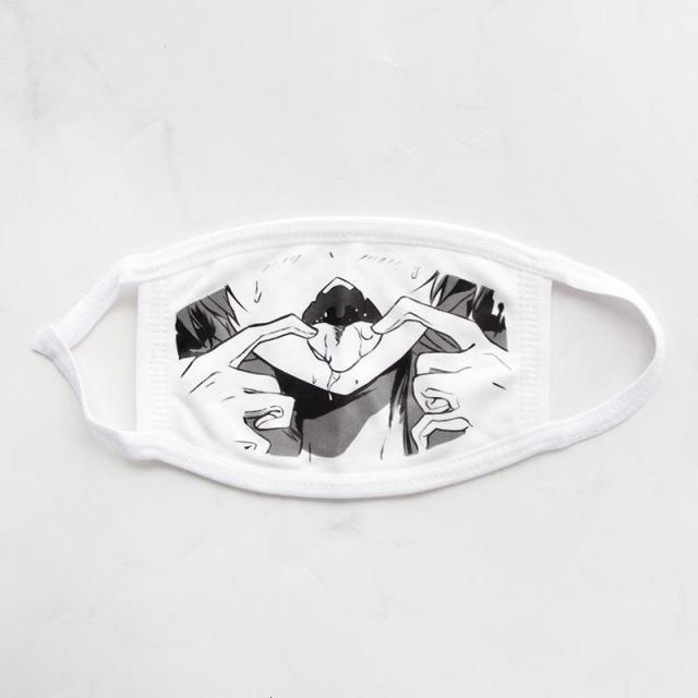 Masque Cosplay Hentai
