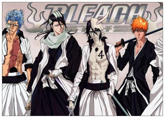 Poster Bleach Ultimate Collection