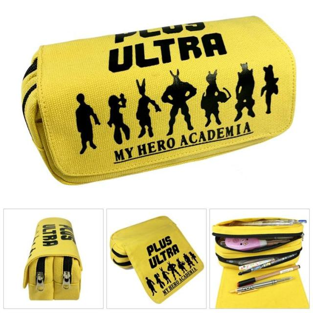 Double Trousse My Hero Academia