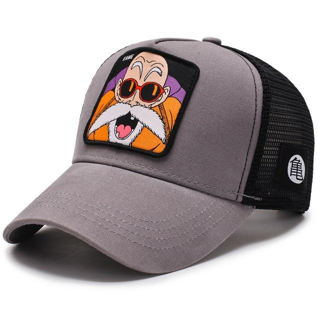 Casquette Dragon Ball Tortue Geniale