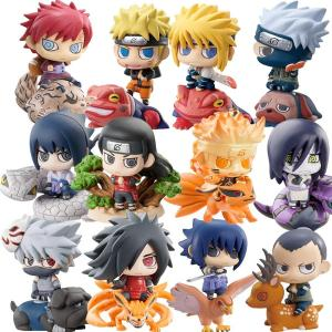 Lot de Figurines Naruto Chibi