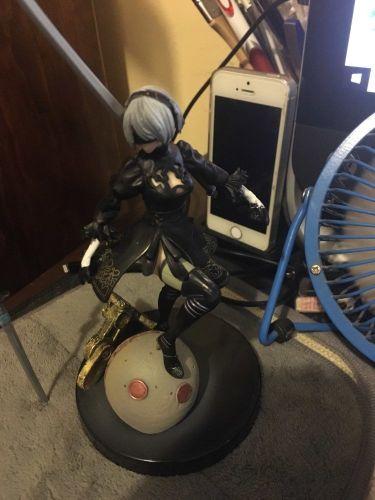 Figurine Nier Automata 2B photo review