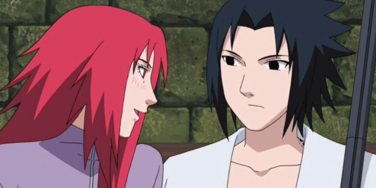 couple karin sasuke