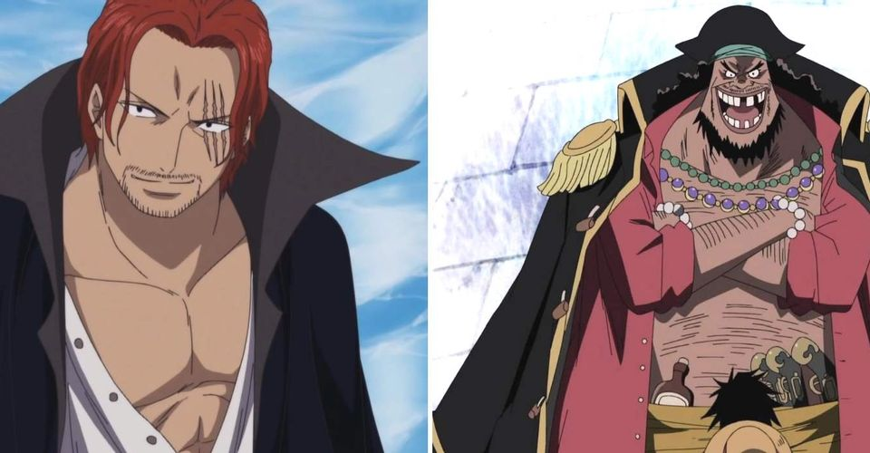shanks vs barbe noire