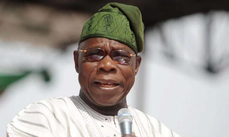 Chief-Olusegun-Obasanjo-1-1 COVID-19: I Didn't Promise To Send N5,000 To All Nigerians, Obasanjo Clears Air