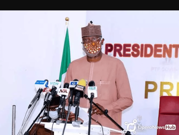 Screenshot_20200520-223631 President Buhari:schools and churches will re-open nationwide after the second phase of lockdown