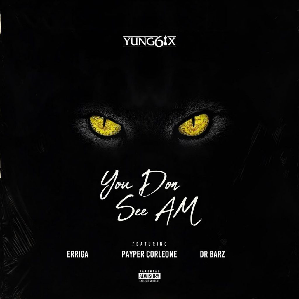 Yung6ix-You-Don-See-Am-1024x1024 Music: Yung6ix ft. Erigga, Payper Corleone, Dr Barz – You Don See Am
