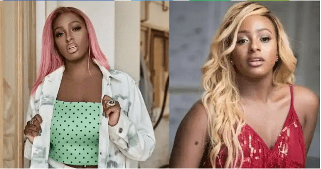 """Screenshot_2020-06-14-15-52-00 I have never blocked a single person on social media"""" – DJ Cuppy reveals"""