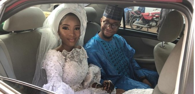 Screenshot_20200621-203143-1 Nigerian couple marry after meeting on Twitter 18 months ago (photos)