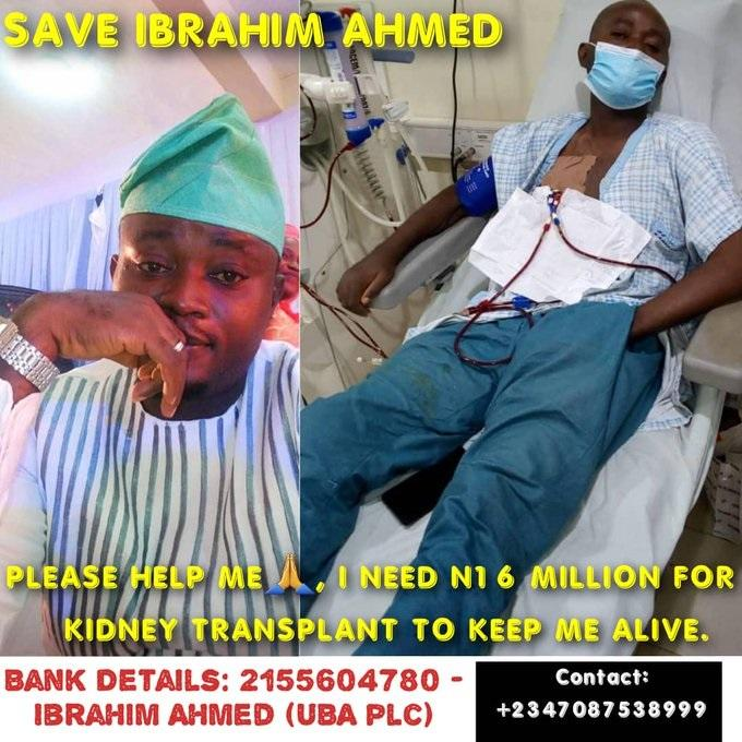 Ek9Bh_4XYAkow1_ How Nigerian Twitter Users Helped Woman To Raise Over N2.5m Under 12-hours For Her Husband's Kidney Transplant