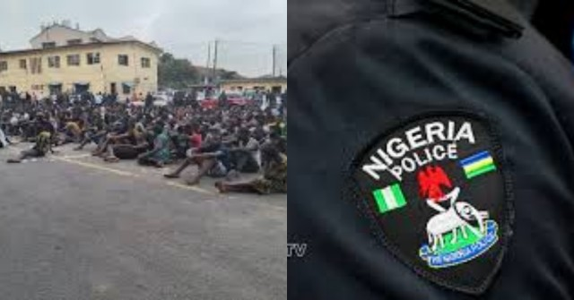 PicsArt_10-27-06.37.58 Six policemen and four civilians killed in Lagos violence- Commissioner of Police, Hakeem Osumosu says as he lists damage done during #EndSARS protests