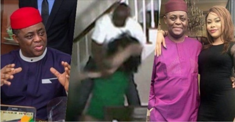 """UCScreenshot20201004071646-1 """"I caught her in bed with a married man earlier"""" – Ex-Minister of Aviation, Femi Fani-Kayode"""