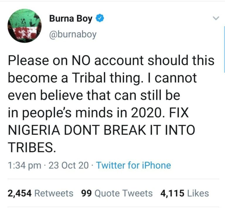 img-20201024-wa00074172881597707181798-1024x946-1 Burna Boy apologizes after being called out for his tweets about Obigbo and Oyibo being under attack
